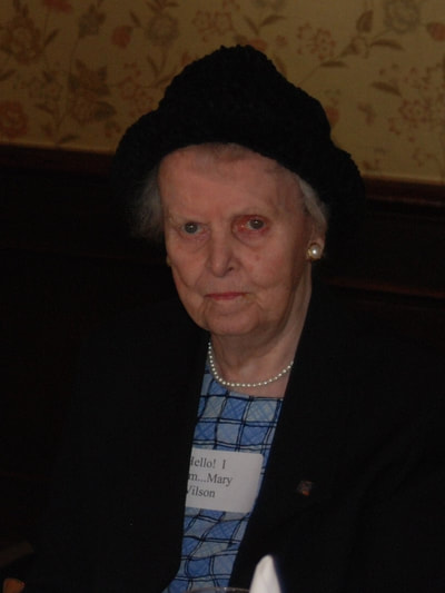 Mary Wilson November 13, 1922 ~ October 17, 2017 (age 94)   Council Grove-Mary Shivers Wilson, 94, passed away October 17, 2017, at the Morris County Hospital. She was born November 13, 1922, to Thomas J. and Reva W. Shivers in Washington, D.C. She married Robert R. Wilson, Jr., on December 18, 1965 in D.C. They have been married 52 wonderful years. Mary grew up on Capitol Hill in Washington, attended Stewart Junior High School and graduated from Eastern High School, where she enjoyed participating in school activities. She helped organize many of the class of 1941 reunions, and was a member of the Eastern High School 50+ Club, where she was the class representative for the Class of '41. Immediately after high school, she was employed by an insurance company, and later by National Association of Security Dealers until her retirement in 1994. She was an active member and officer of the Takoma Chapter No. 12 Order of The Eastern Star, District of Columbia. She grew up in, and was a lifetime member, of the Mt Vernon Place United Methodist Church in D.C., where she attended and participated regularly. Mary enjoyed cooking and had a hobby of collecting cookbooks, particularly those from churches and other organizations. Mary and Bob made many annual trips to Council Grove visiting family over the years.  In 2014, they made their home in Council Grove. She is survived by her loving husband of the home, nieces, nephews and cousins. Visitation will be Monday, October 23, 6-7 p.m., followed by the funeral on Tuesday, October 24, 2017 at 11 a.m., both being held at the Zeiner Funeral Home in Council Grove. Memorial contributions may be made to the Mt Vernon Place United Methodist Church, and may be sent in care of Zeiner Funeral Home, PO Box 273, Council Grove, KS 66846.
